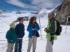 Top of Jungfrau, Switzerland